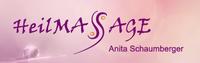 Heilmassage Anita Schaumberger