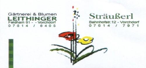 Gärtnerei & Blumen - Leithinger Robert