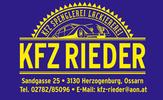 KFZ-RIEDER -  Johann Rieder