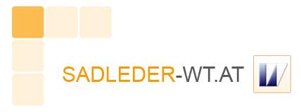 Sadleder Wirtschaftsprüfungs GmbH.