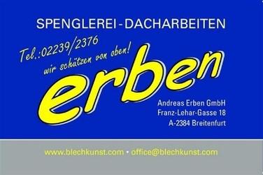 Dacharbeiten Spenglerei Erben GmbH