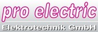 pro electric Elektrotechnik GmbH.