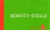 Schnitt - Stelle
