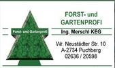 Forst und Gartenprofi - Ing. Merschl KG