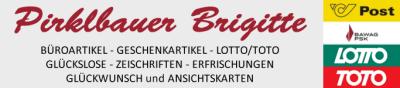 Brigitte PIRKLBAUER, Post Partner, LOTTO/TOTO und Einkaufen in St. Oswald bei Freistadt.