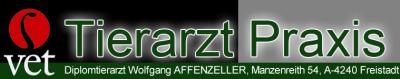 Diplomtierarzt Wolfgang AFFENZELLER in Freistadt.