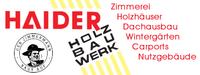 HAIDER Holzbauwerk, Zimmerei, Holzhaus, Dachausbau, Wintergarten, Carport, Nutzgebäude in St. Oswald Bei Freistadt.