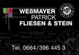 Weßmayer Patrick - Fliesen & Stein