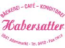 Bäckerei-Café-Konditorei Habersatter KG