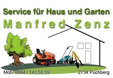 Service für Haus und Garten Manfred Zenz