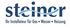 steiner Ihr Installateur für Gas - Wasser - Heizung