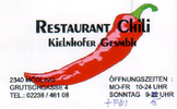 Restaurant Chili - Kielnhofer GmbH