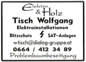 E&H Tisch Wolfgang