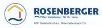 Hermann Rosenberger Installation