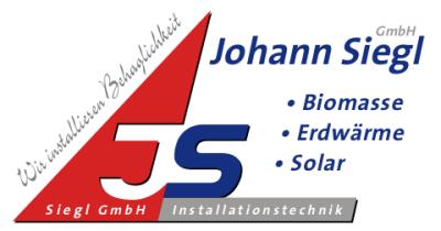 Johann SIEGL GmbH, Gas, Wasser, Heizung und Lüftung in Tragwein und Gutau im Bezirk Freistadt.