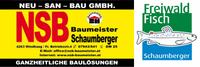 NSB Neu-San-Bau GmbH (NSB Neu-San-Bau GmbH, Baumeister Schaumberger, Ganzheitliche Baulösungen und Freiwald Fisch Schaumberger in Windhaag bei Freistadt.)