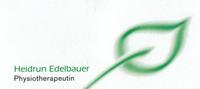 Praxis für Bewegungstherapie und Rehabilitation, Physiotherapeutin - Heidrun Edelbauer