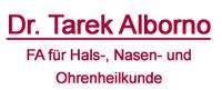 Dr. Tarek Alborno Facharzt für Nasen-, und Ohrenheilkunde