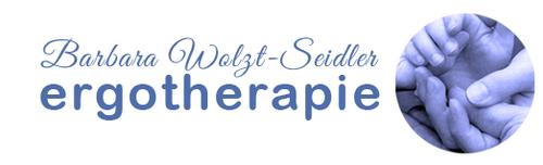 Ergotherapeutin Barbara Wolzt-Seidler