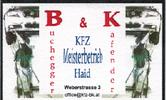 Buchegger & Kafender OG KFZ Meisterbetrieb