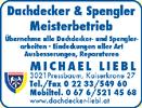 Dachdecker & Spengler Meisterbetrieb Michael Liebl