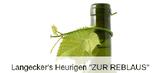 Christian Langecker's Heuriger 'Zur Reblaus'