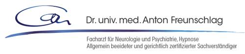 Dr. univ. med. Anton Freunschlag