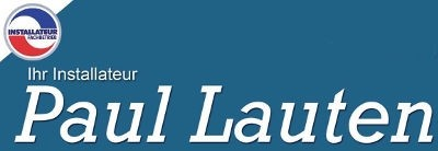 Installateur Paul Lauten