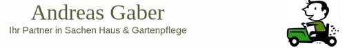 Haus & Gartenservice Andreas Gaber