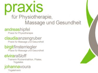 Andreas HIPFEL, Physiotherapie, Rückentriathlon, Massage und Gesundheit, in Traun.