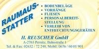 Raumausstattung Reuscher