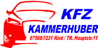 KFZ Kammerhuber Kraftfahrzeuge-Gartengeräte