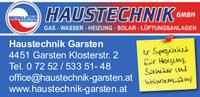 Haustechnik GmbH Gas - Wasser - Heizung - Solar - Hackgutanlagen