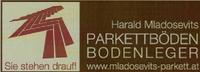 Parkettböden-Bodenleger Harald Mladosevits
