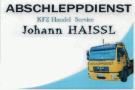 Abschleppdienst Kfz-Handel Service Johann Haissl