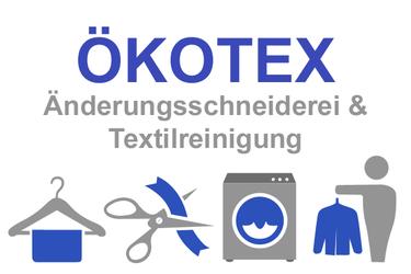 ÖKOTEX Änderungsschneiderei & Textilreinigung