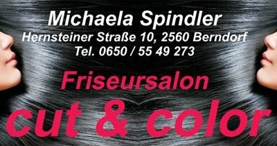 cut & color - Michaela Spindler
