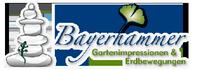 Bayerhammer Gartenimpressionen & Erdbewegungen
