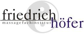 Massage Fachinstitut FRIEDRICH HÖFER, Bad Zell und Linz.