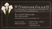 Steinmetz Walter PÜRSTINGER, Steinmetzmeister und Steinmetzbetrieb in Bad Zell im Bezirk Freistadt.