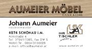 AUMEIER MÖBEL, Tischlerei, DAN-Küchen, Einrichtungsfachhandel und Bestattung in Schönau im Bezirk Freistadt.