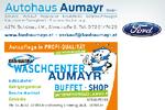 Autohaus Schönau (Autohaus AUMAYR, Ford-Bezirkshändler in Schönau und Waschcenter Unterweißenbach im Bezirk Freistadt.)