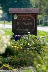 Blumenhof Kreiseder - Urlaub am Bauernhof - Ferienwohnungen
