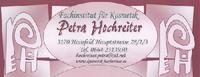 Fachinstitut für Kosmetik Petra Hochreiter