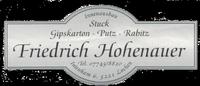 Innenausbau Stuck - Gipskarton - Putz - Rabitz - Friedrich Hohenauer