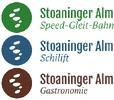 STOANINGER ALM, Speed-Gleit-Bahn und Schilift in Schönau im Bezirk Freistadt.