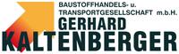 Gerhard KALTENBERGER, Baustoffhandel und Transporte in Schönau im Bezirk Freistadt.