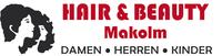 Friseur - Kosmetik - Fußpflege Hair & Beauty MAKOLM