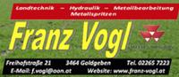 Landtechnik - Franz Vogl