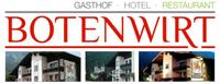 Gasthof Hotel Restaurant Botenwirt